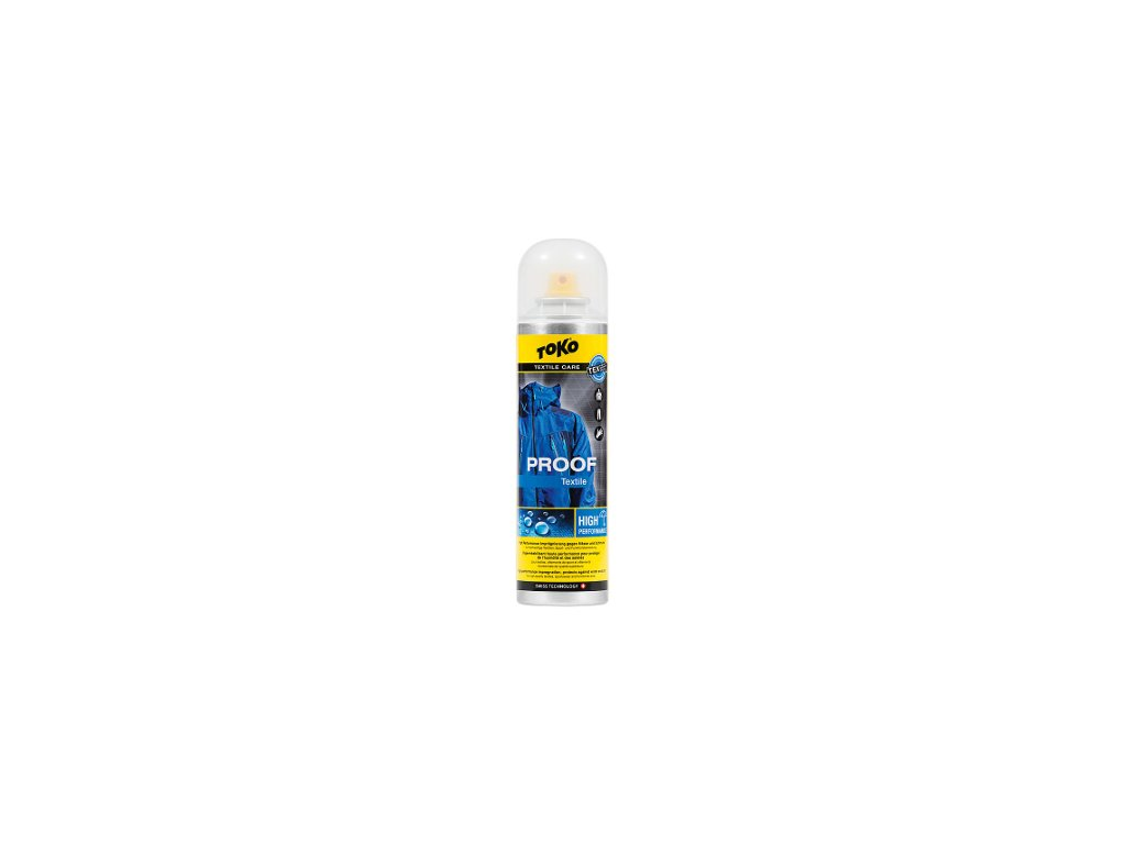 Impregnace Toko TEXTILE PROOF, 250 ml