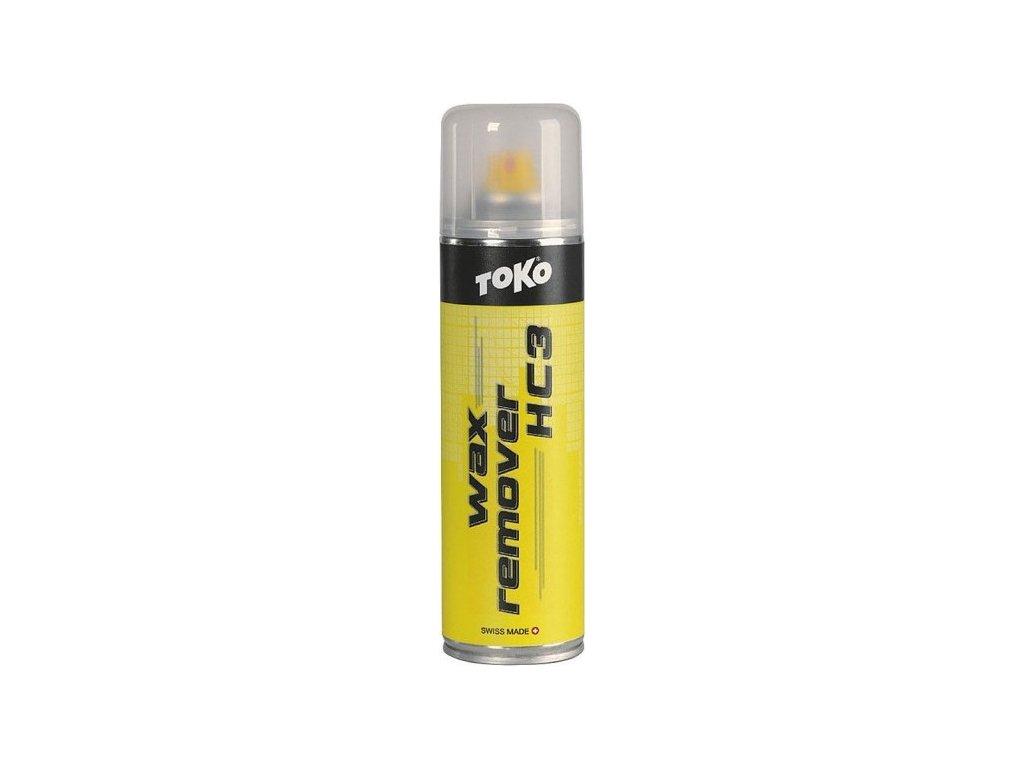 Odstraňovač vosků Toko WAXREMOVER HC3, 250 ml