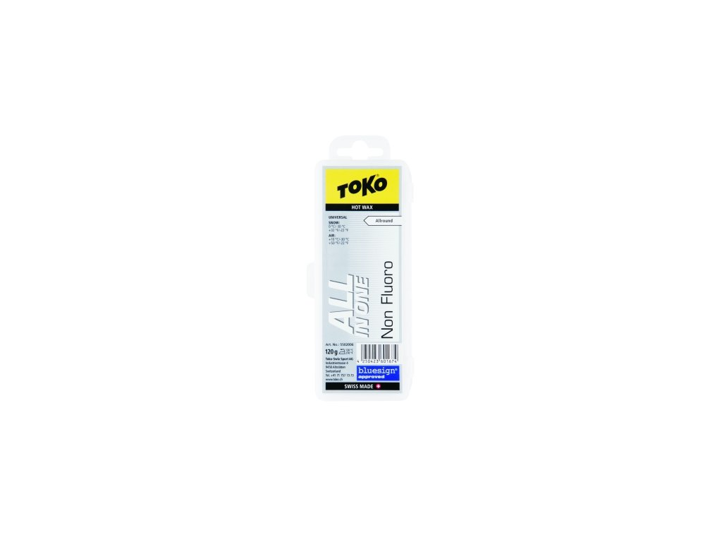 Vosk Toko ALL lN ONE Wax 120g