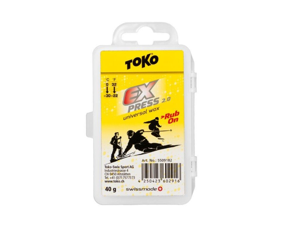 Vosk Toko EXPRESS RUB ON 40g