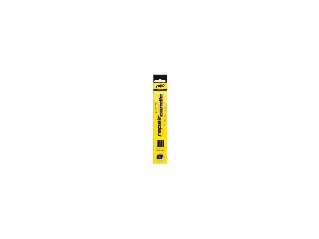 Zakapávací svíčka Toko REPAIR CANDLE, graphite, 6mm black2