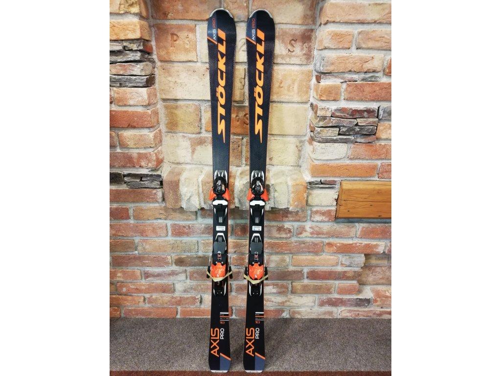Stöckli AXIS PRO 165 cm