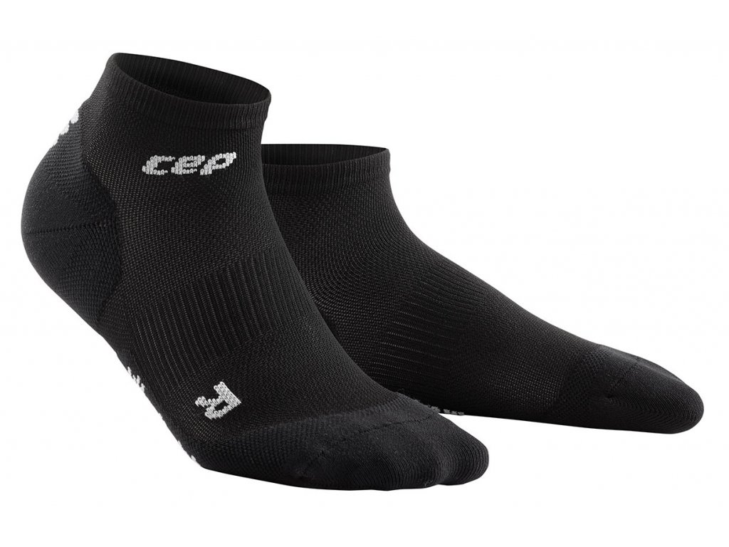 Cep ULTRALIGHT LOW CUT SOCKS, black grey
