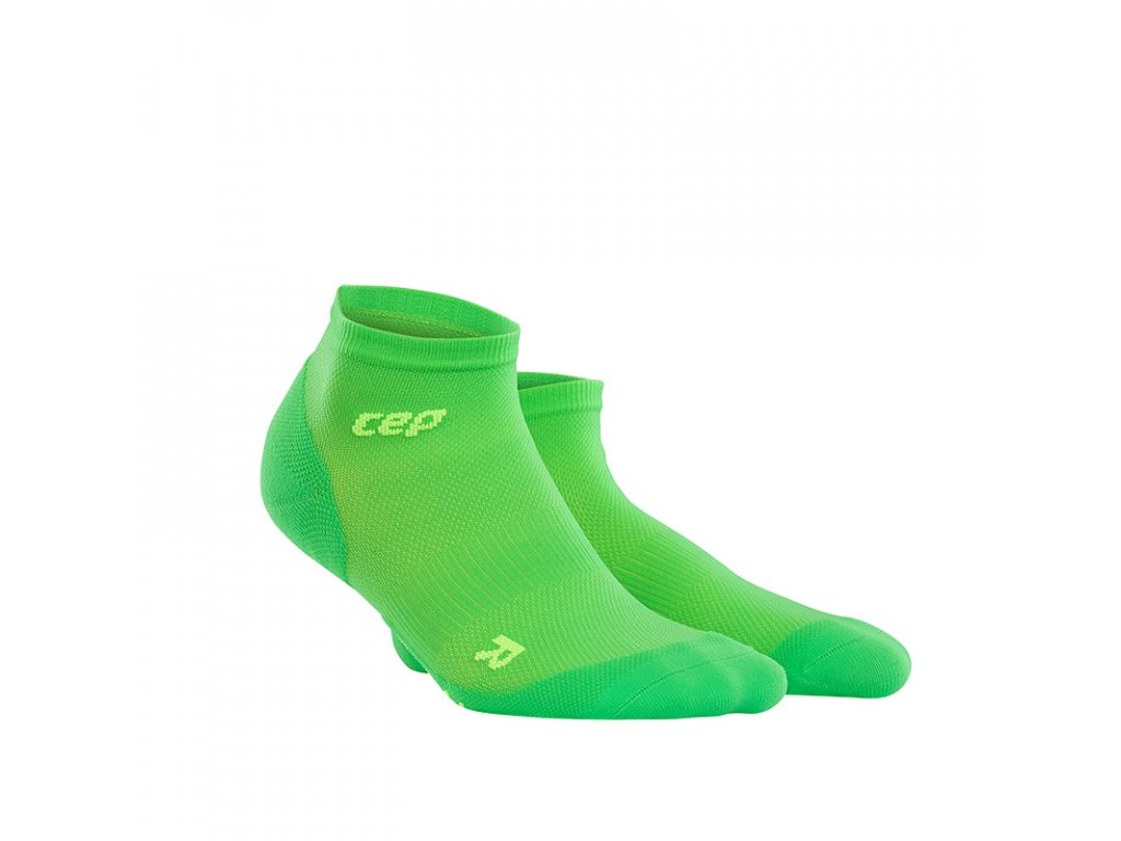Cep ULTRALIGHT LOW CUT SOCKS, viper green