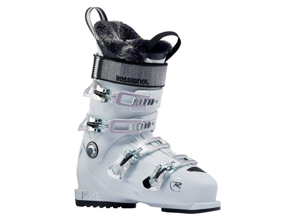 Dámská obuv Rossignol PURE PRO 90, white/grey