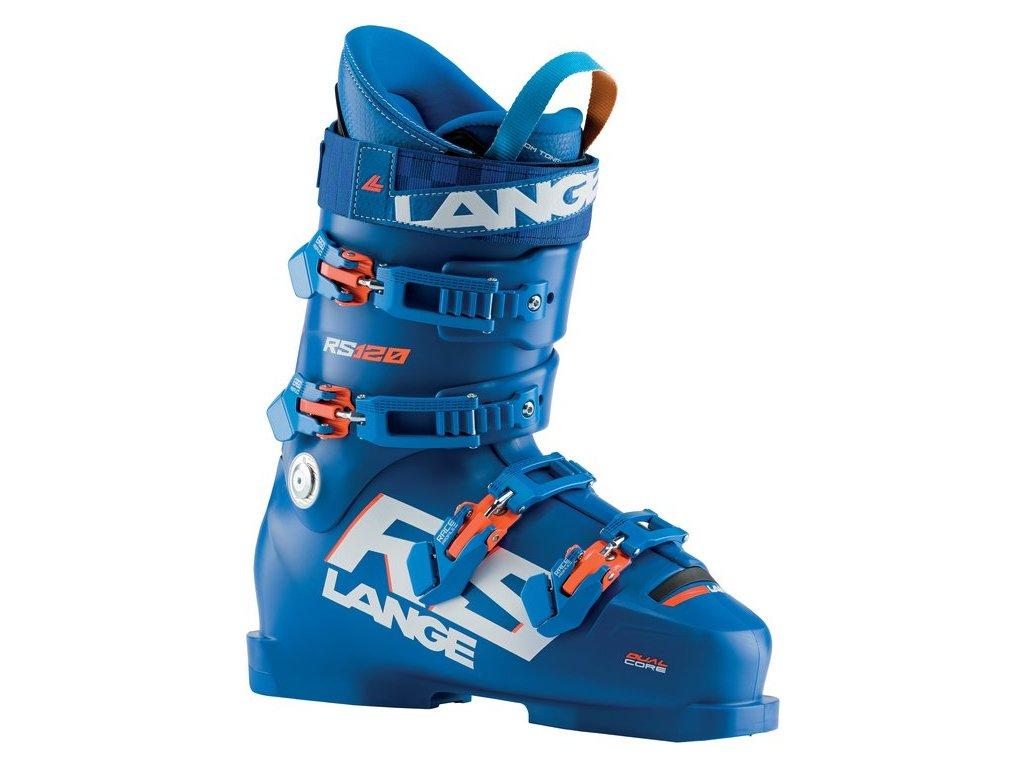 Pánská obuv Lange RS 120, power blue/orange fluo