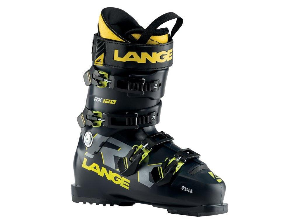 Pánská obuv Lange RX 120, black/yellow