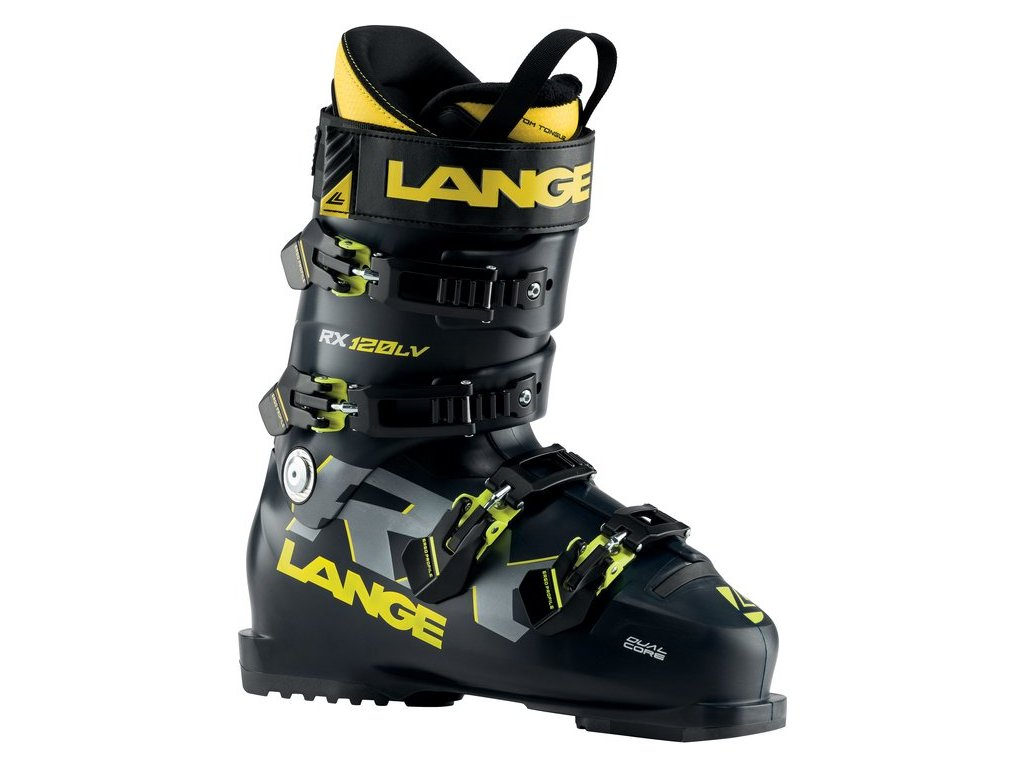 Obuv Lange RX 120 LV, black/yellow