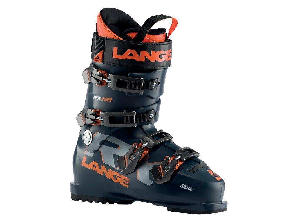 Pánská obuv Lange RX 110, petrol blue/orange