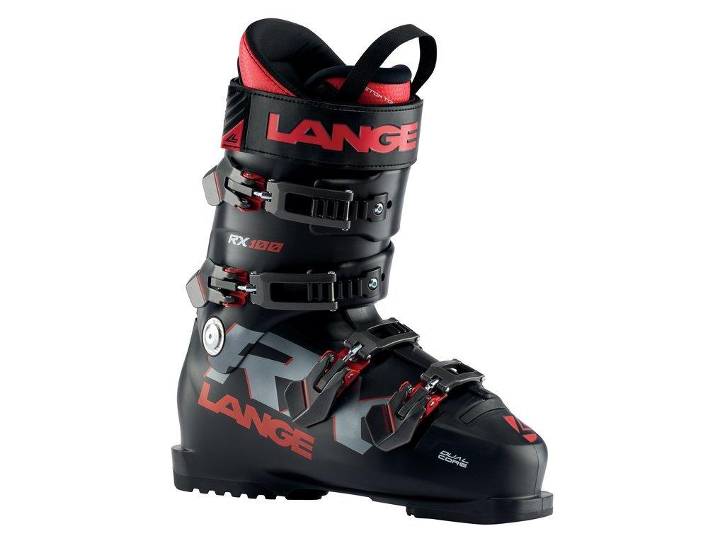 Obuv Lange RX 100, black/red