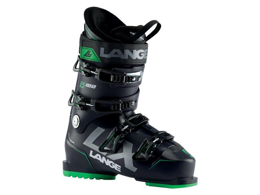 Pánská obuv Lange LX 100, black deep blue/green