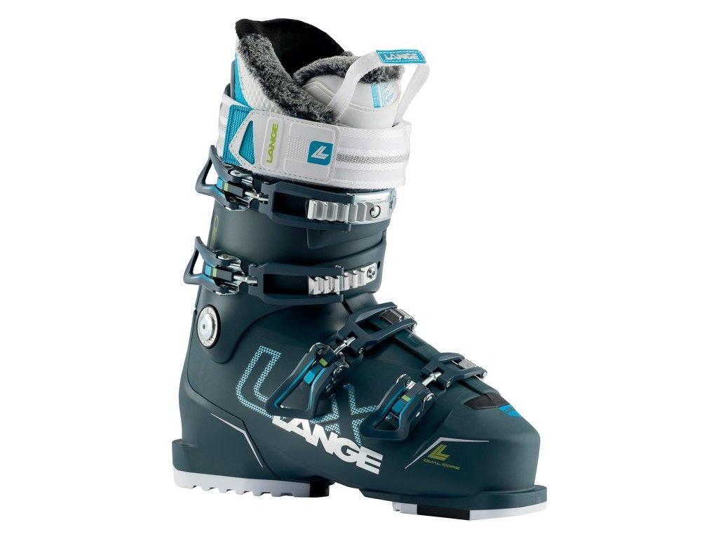 Dámská obuv Lange LX 90, deep petrol/blue
