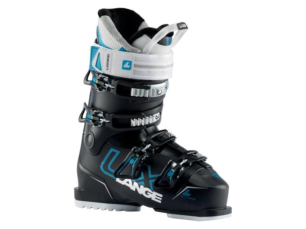 Dámská obuv Lange LX 70, black glitter/blue