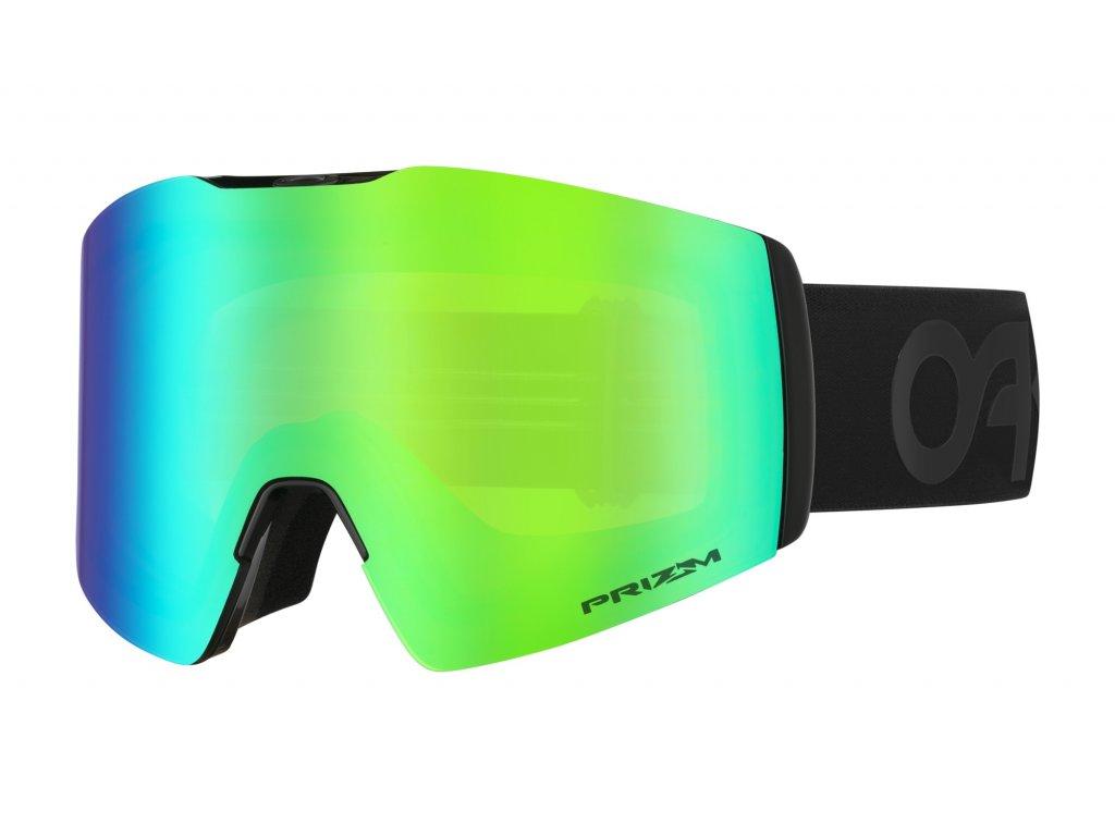 Brýle Oakley FALL LINE XL, factory pilot blackout, prizm jade iridium 01