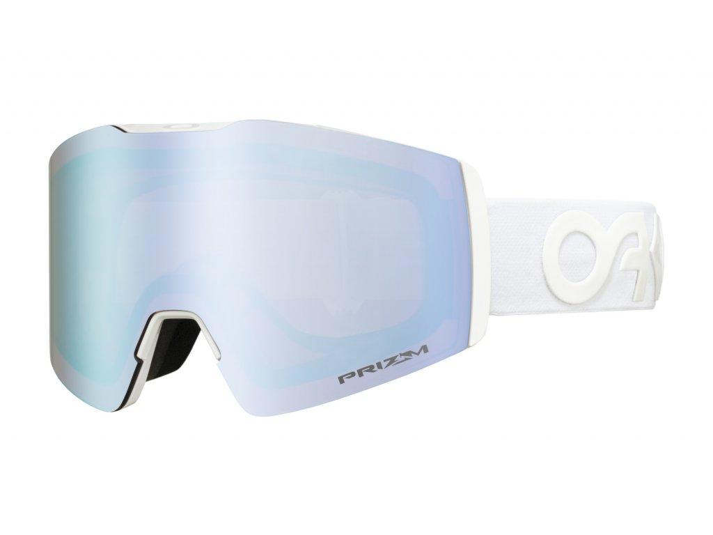 Brýle Oakley FALL LINE XM, factory pilot whiteout, prizm sapphire iridium 01
