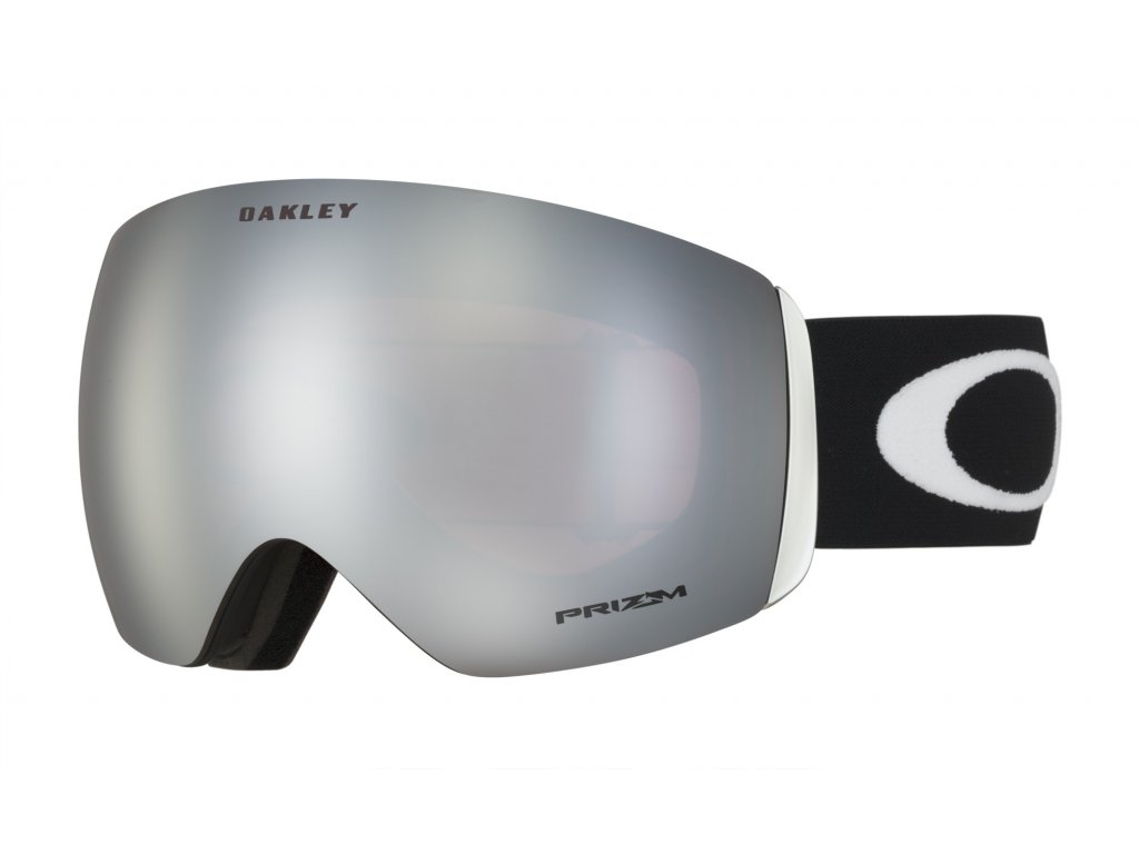 Brýle Oakley FLIGHT DECK, matte black, prizm black iridium 01