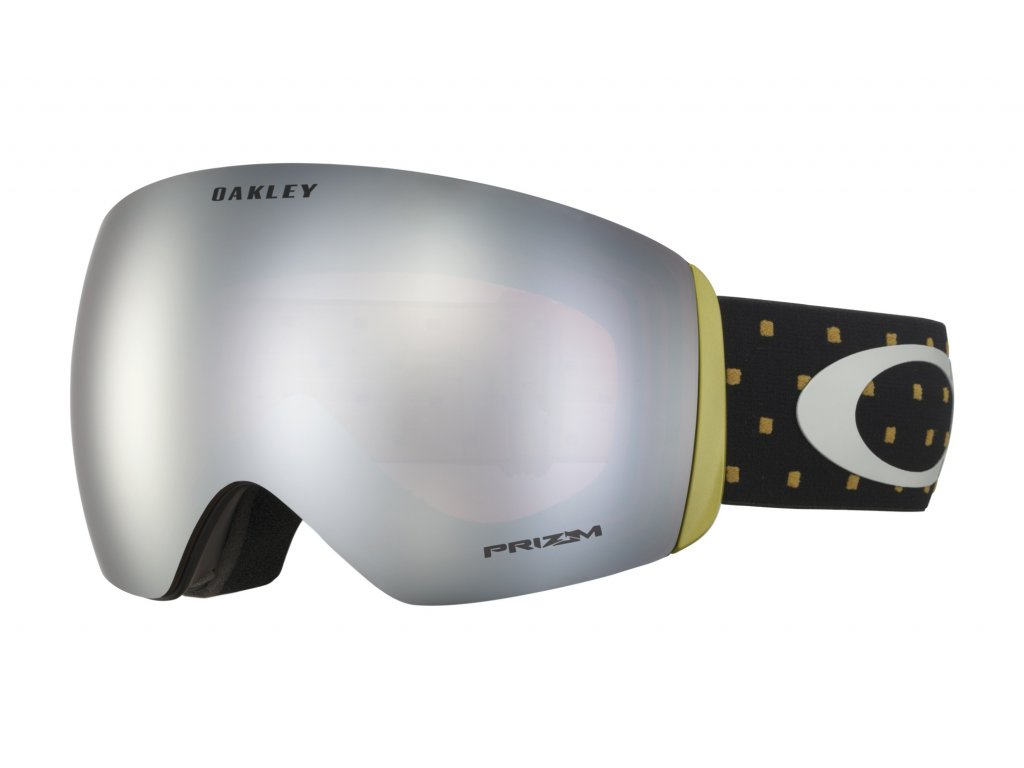 Brýle Oakley FLIGHT DECK, blockography burnished, prizm black iridium 01