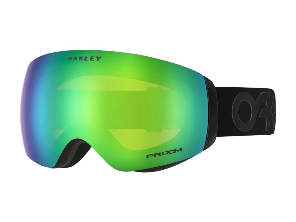 Brýle Oakley FLIGHT DECK XM, factory pilot blackout, prizm jade iridium 01