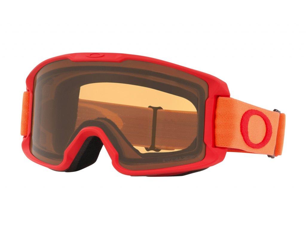 Brýle Oakley LINE MINER YOUTH, red neon orange, prizm persimmon 01