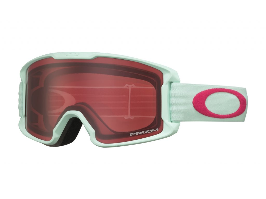 Brýle Oakley LINE MINER YOUTH, jasmine red, prizm rose 01