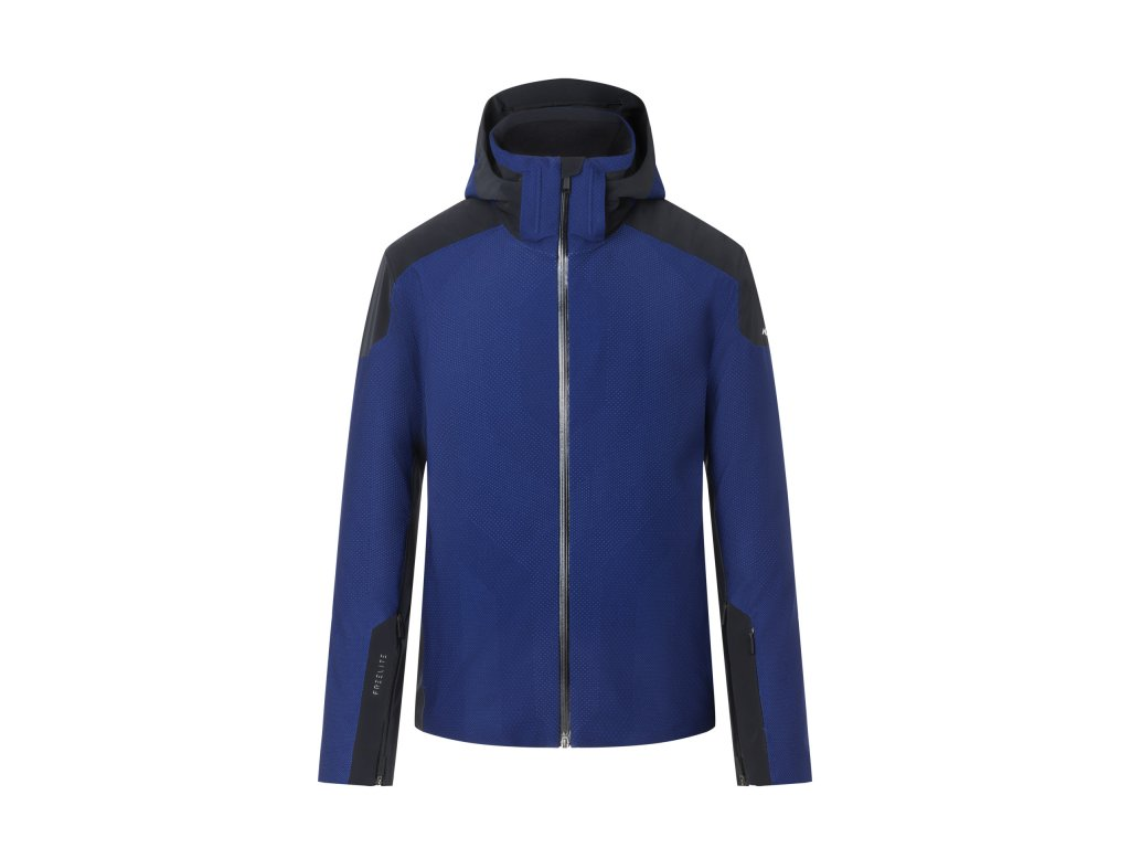 Bunda Kjus FREELITE JACKET, into the blue black 01