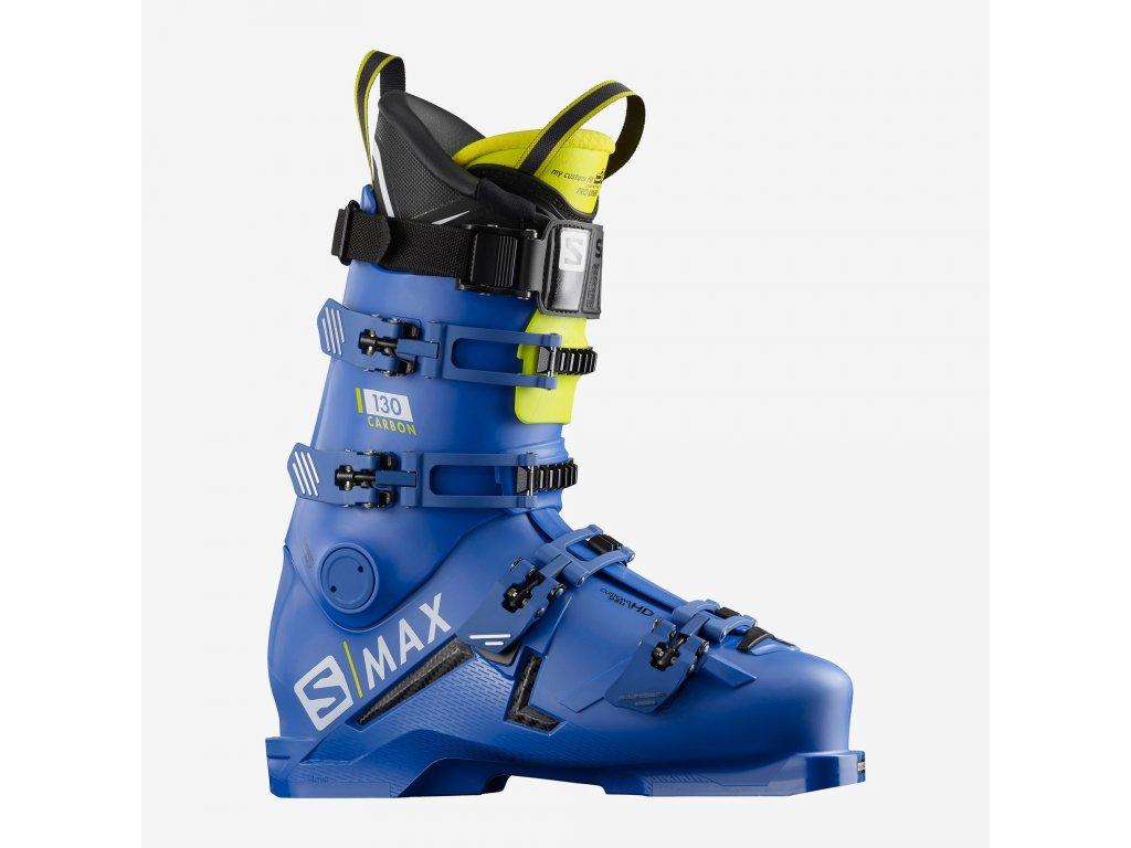 Obuv Salomon S/MAX 130 CARBON, race blue/acid