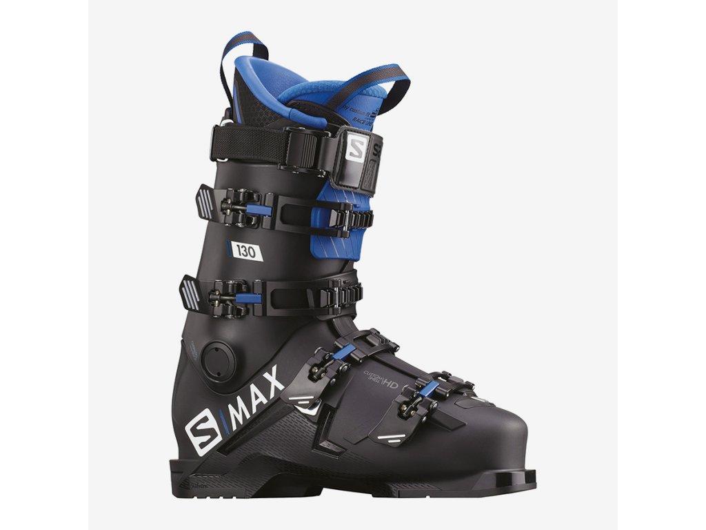 Obuv Salomon S MAX 130, black race blue 01