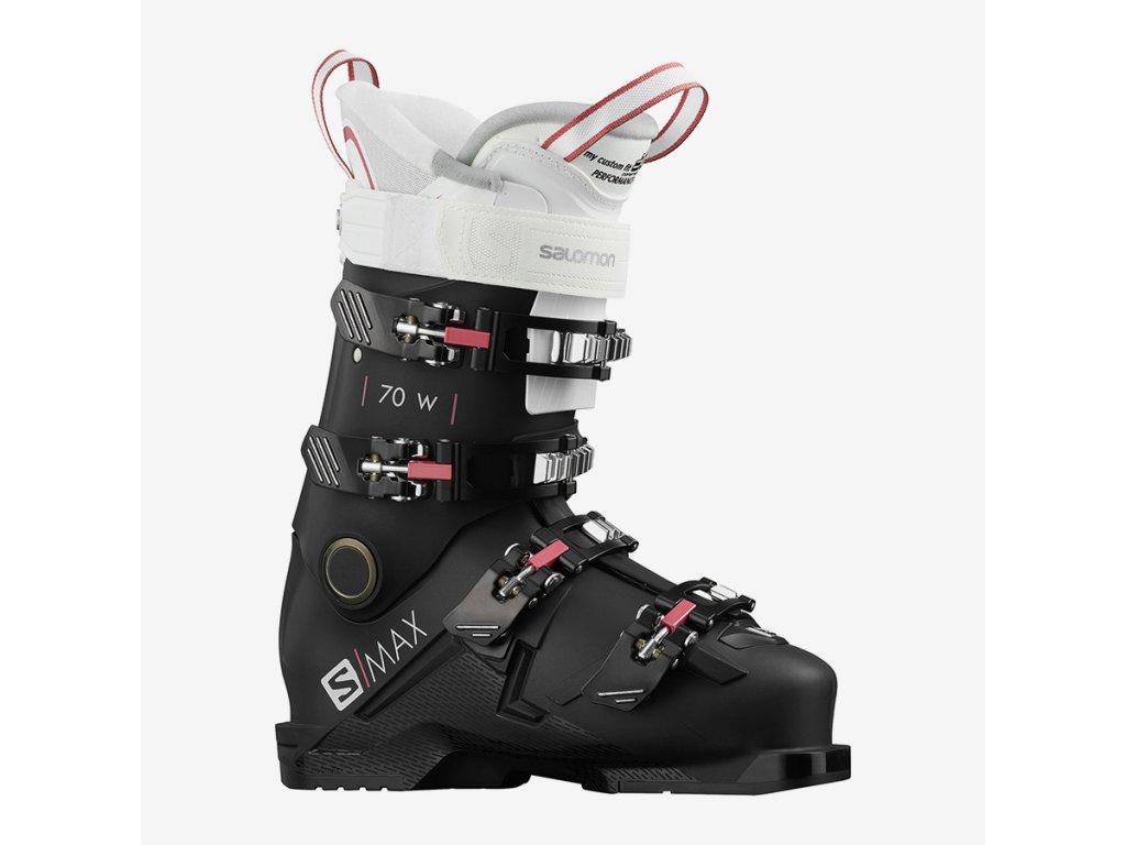 Obuv Salomon S MAX 70 W, black white pink 01