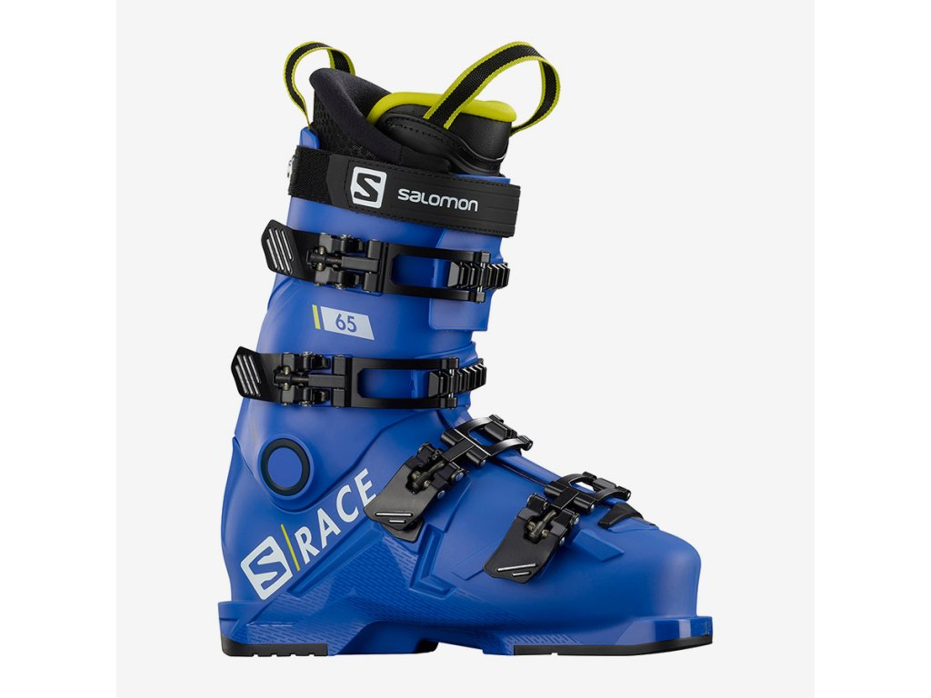 Obuv Salomon S RACE 65, race blue acid green 01