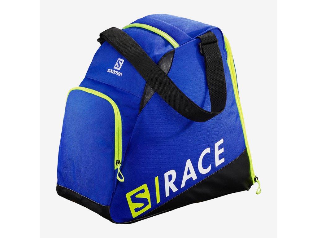 Vak na boty Salomon EXTEND GEARBAG, race blue neon