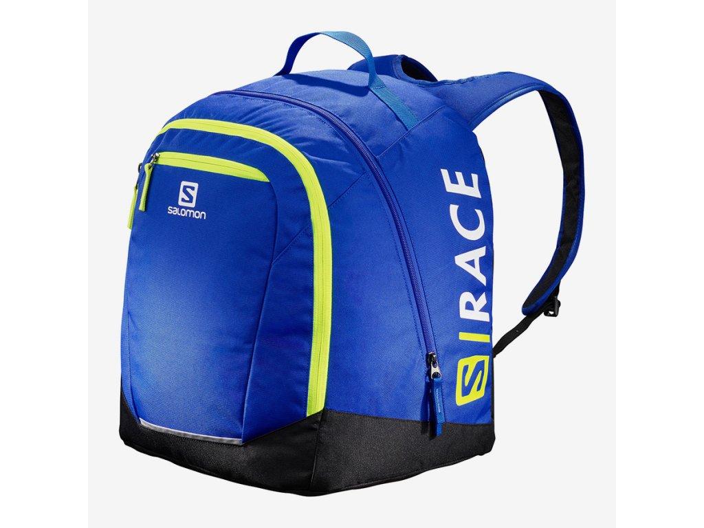Batoh Salomon ORIGINAL GEAR BACKPACK, race blue neon