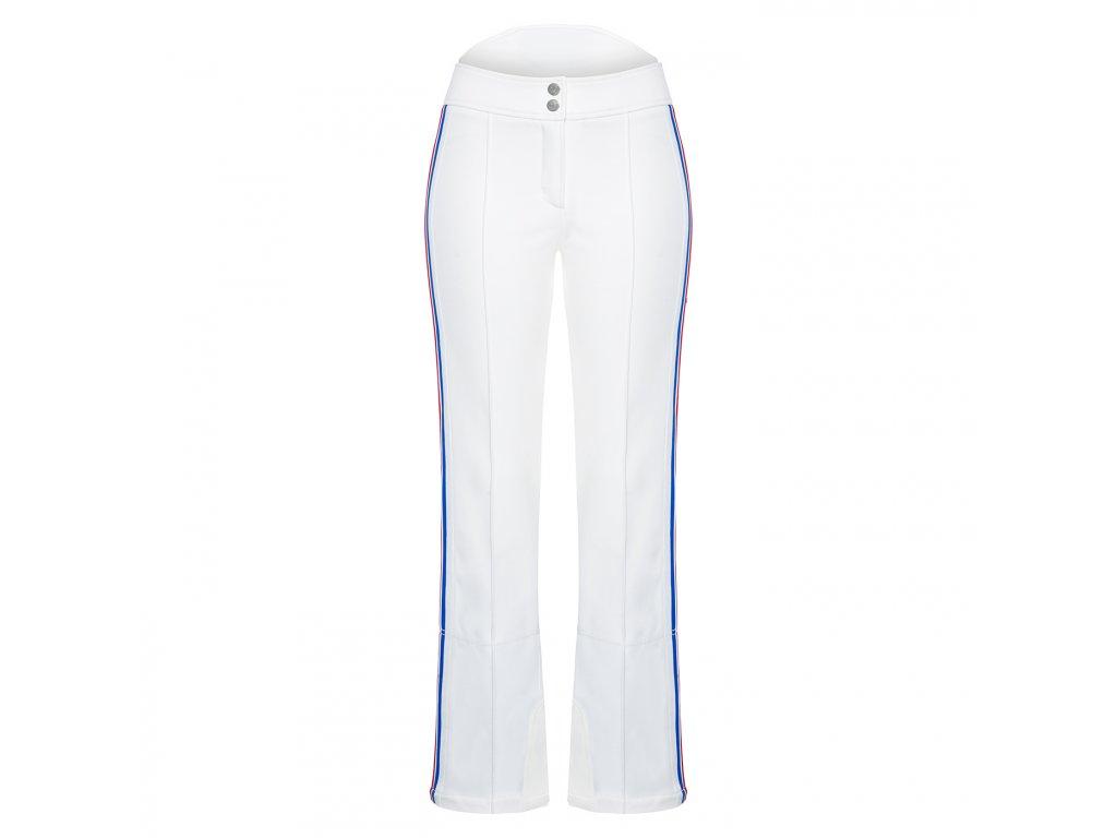 Kalhoty Toni Sailer LUELLA, white red blue 01