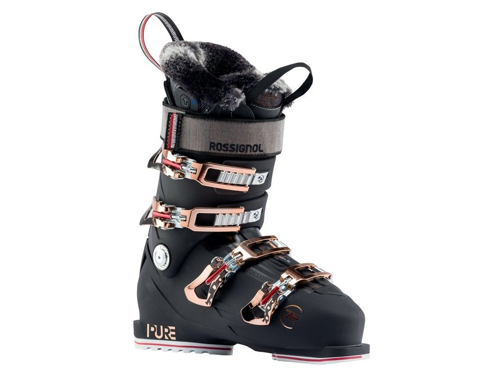 Obuv Rossignol PURE PRO HEAT, night black 01