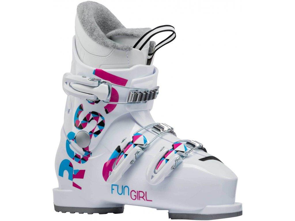 Obuv Rossignol FUN GIRL J3, white 01
