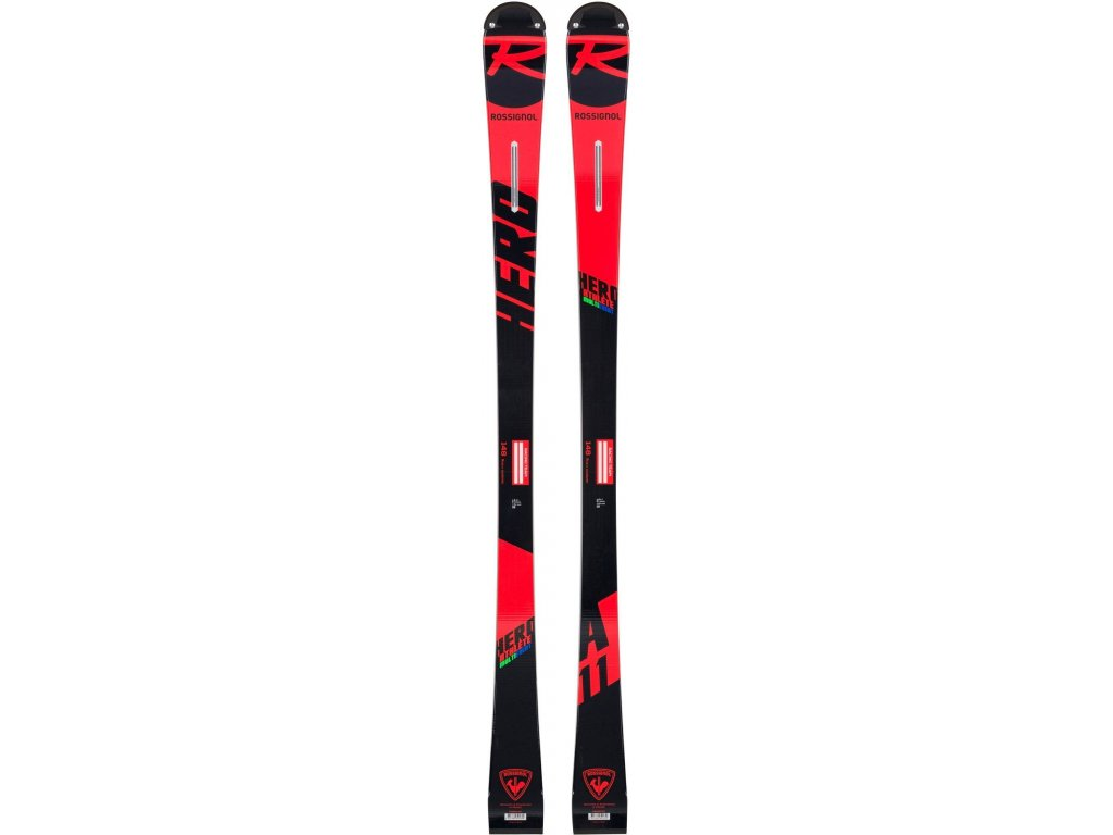 Lyže set Rossignol HERO ATHLETE MULTI EVENT OPEN+NX Jr 7 Lifter B73 bk icon 01