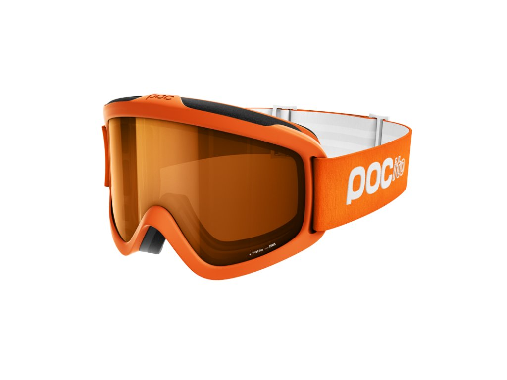 Dětské brýle POC POCITO IRIS, fluorescent orange