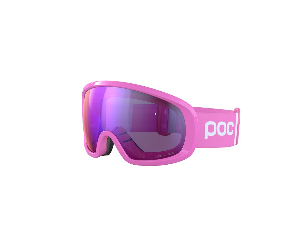 Brýle POC FOVEA MID COMP CLARITY, actinium pink/spektris pink