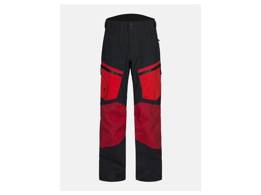 Kalhoty Peak Performance GRAVITY PANTS, dynared 01