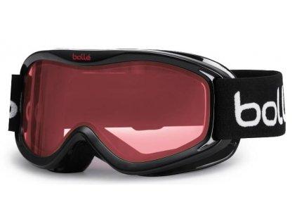 Brýle J Bollé AMP, black robot, vermilon