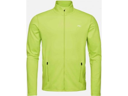 Kjus CALIENTE JACKET, lime green