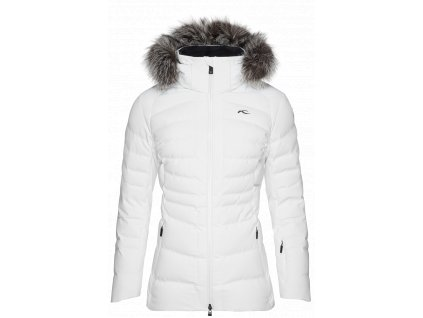 Bunda Kjus DUANA JACKET, white