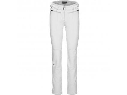 Kalhoty Kjus SELLA JET PANTS, white