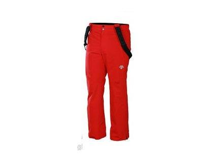 Pánské kalhoty Descente DEVON, red
