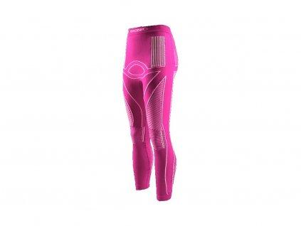 X Bionic Accumulator PANTS LONG pink white