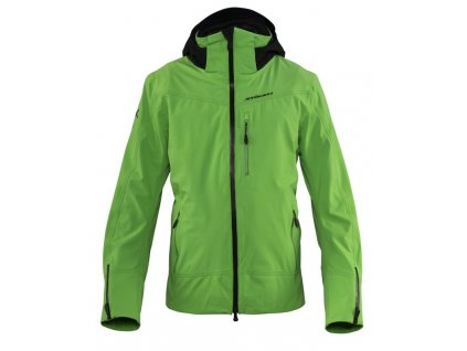 Bunda Stöckli SKIJACKET WRX PADDED, green