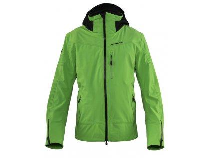 Pánská bunda Stöckli SKIJACKET WRX PADDED, green