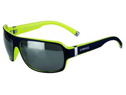 Brýle sluneční Casco SX 61 BICOLOR black lime