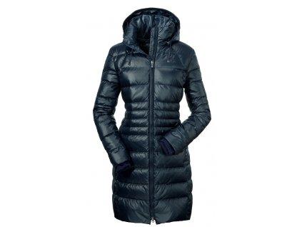 Kabát Schöffel DOWN COAT ORLEANS1 navy blazer 1