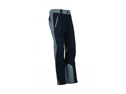 Kalhoty Luis Trenker Berg DYLAN, black 1