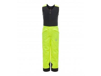 Kalhoty Spyder MINI EXPEDITION PANT, yelblkblk 1